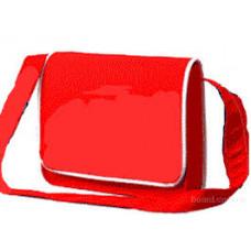 Промо сумка из нейлона размер 30*37*7 см.
