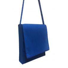 Промо сумка из спанбонда размер 35*30*7 см.