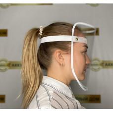 Защитный, пластиковый экран для лица